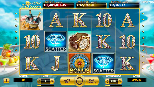 Bästa casino bonus just nu