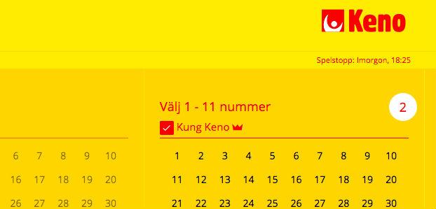 Hon vann 15miljoner på Keno i Göteborg