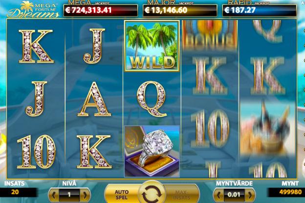 Alla casinon på nätet